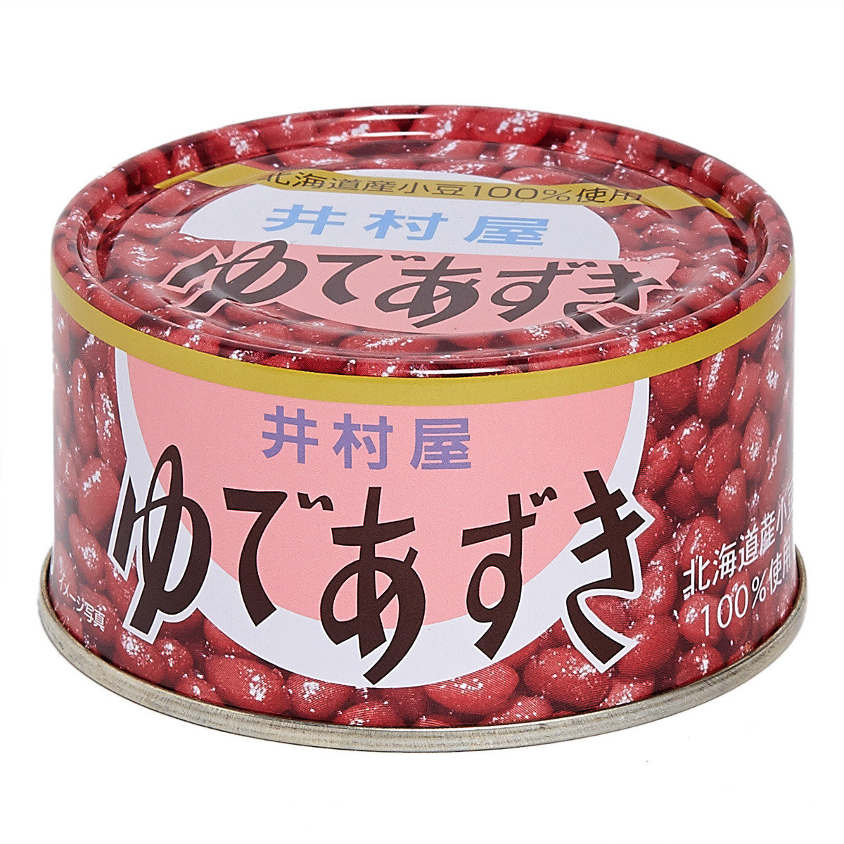 煮紅豆  (100%北海道產)