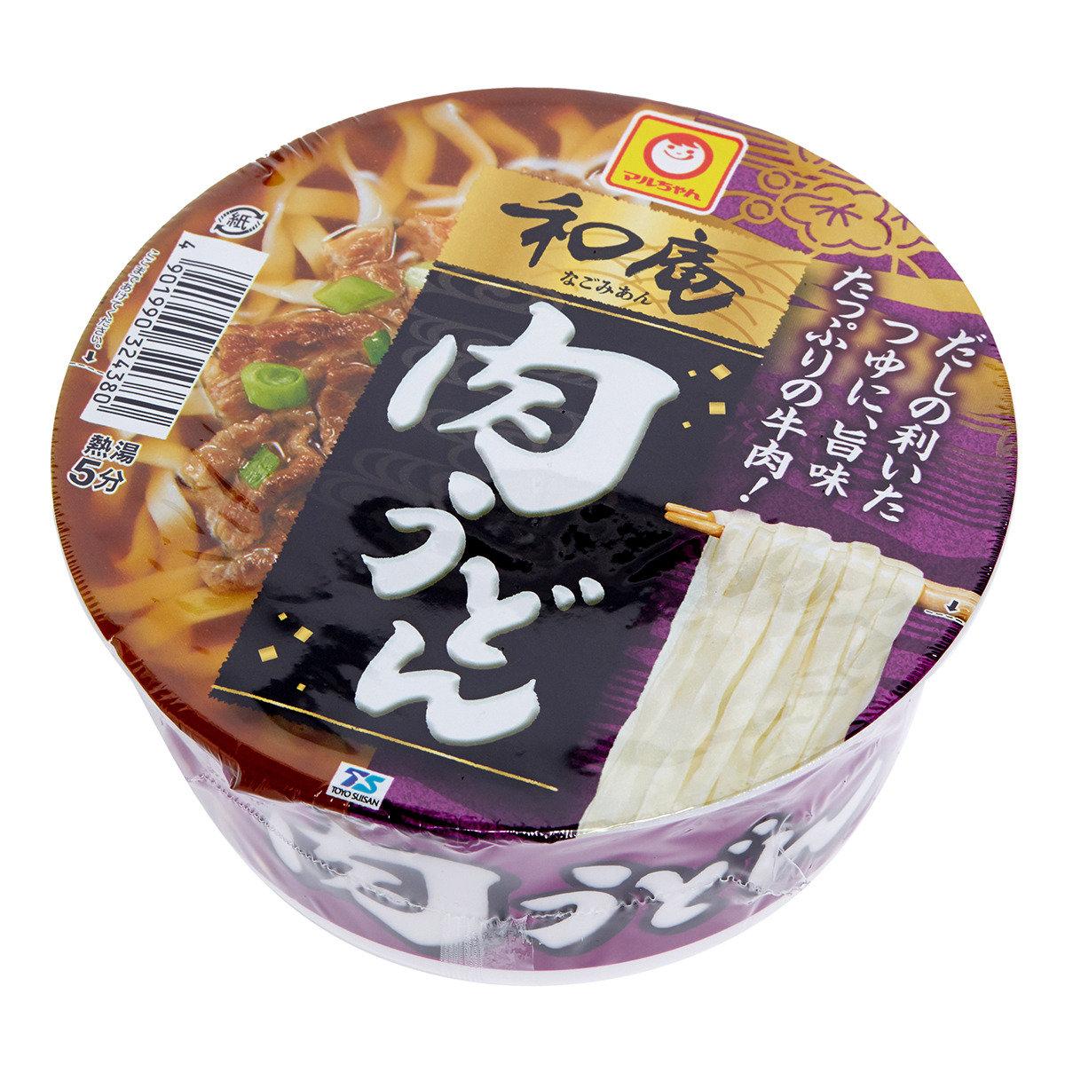 和庵肉拌碗麵 (賞味期限:12/11/2016)