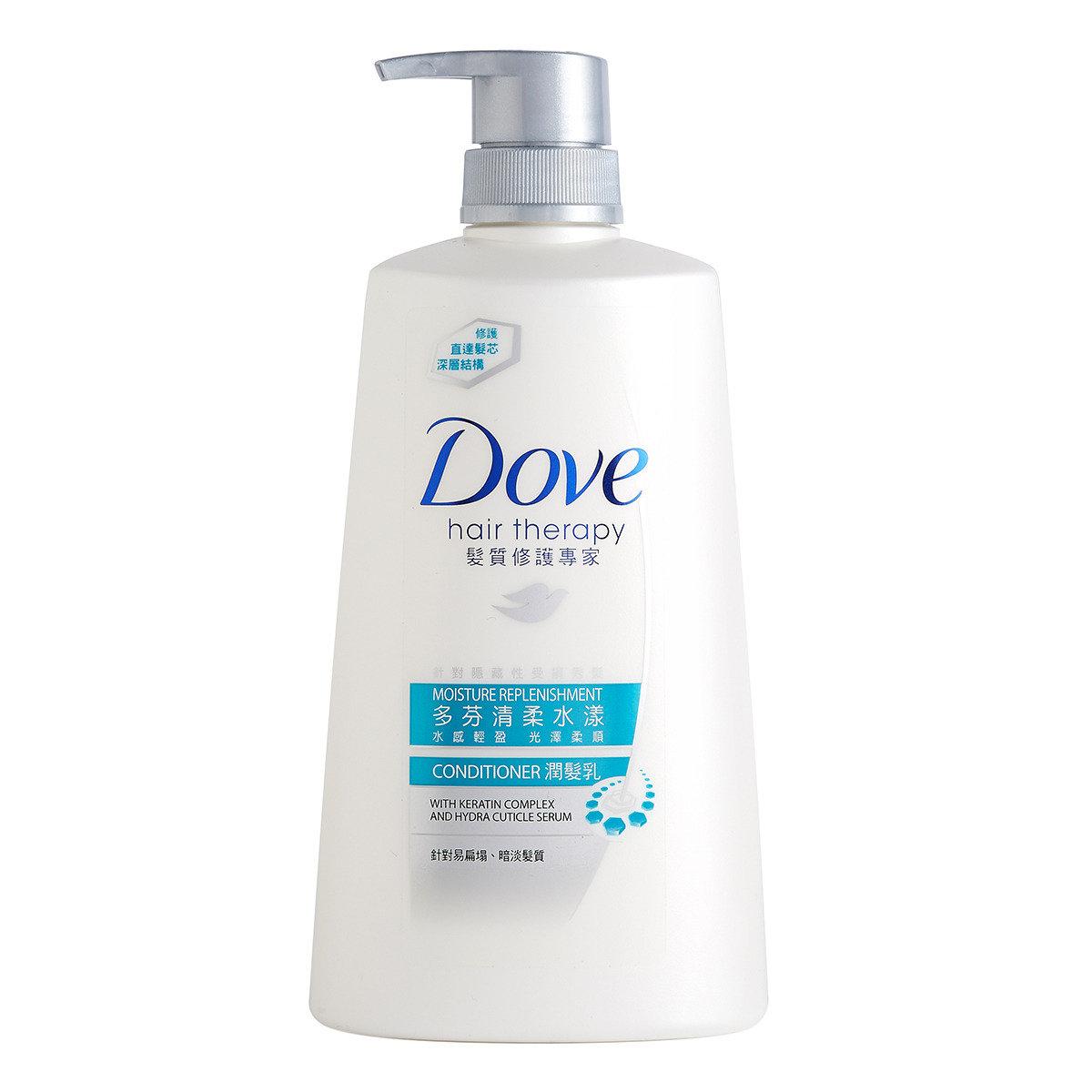 清柔水漾潤髮乳