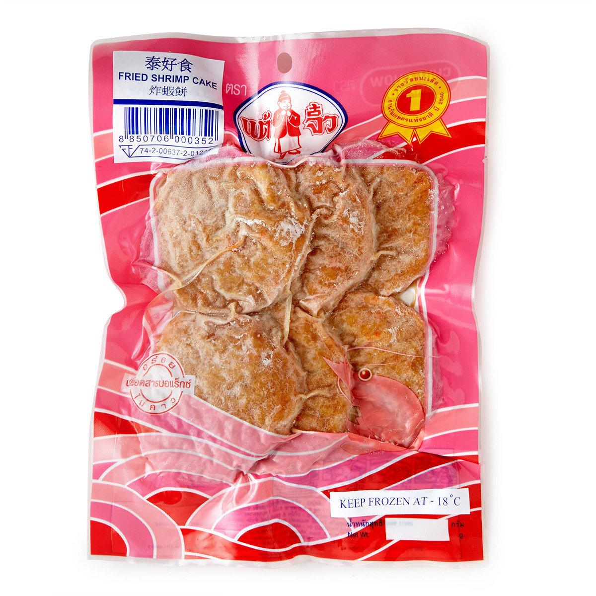 泰式蝦餅 (急凍)