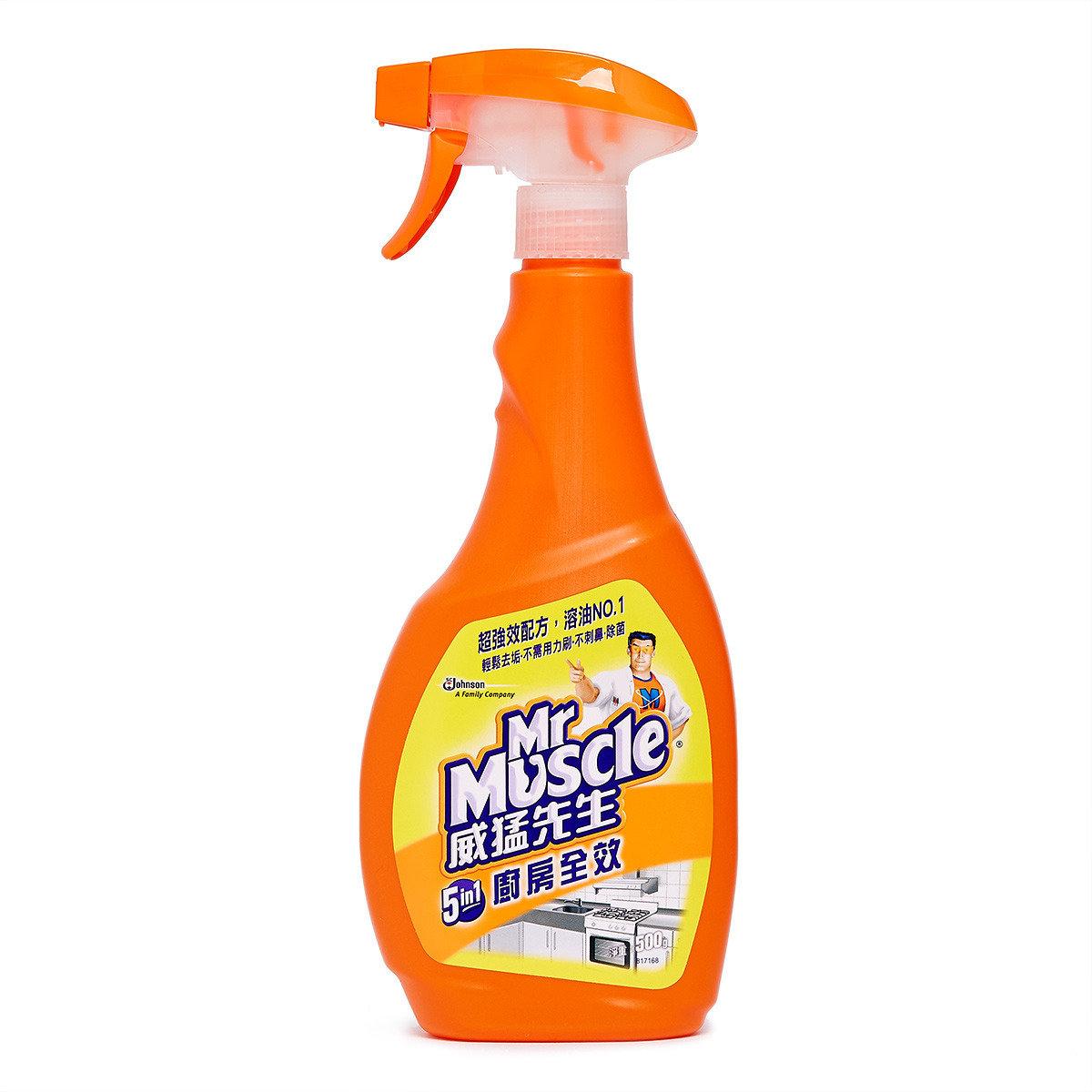 廚房超強效清潔劑