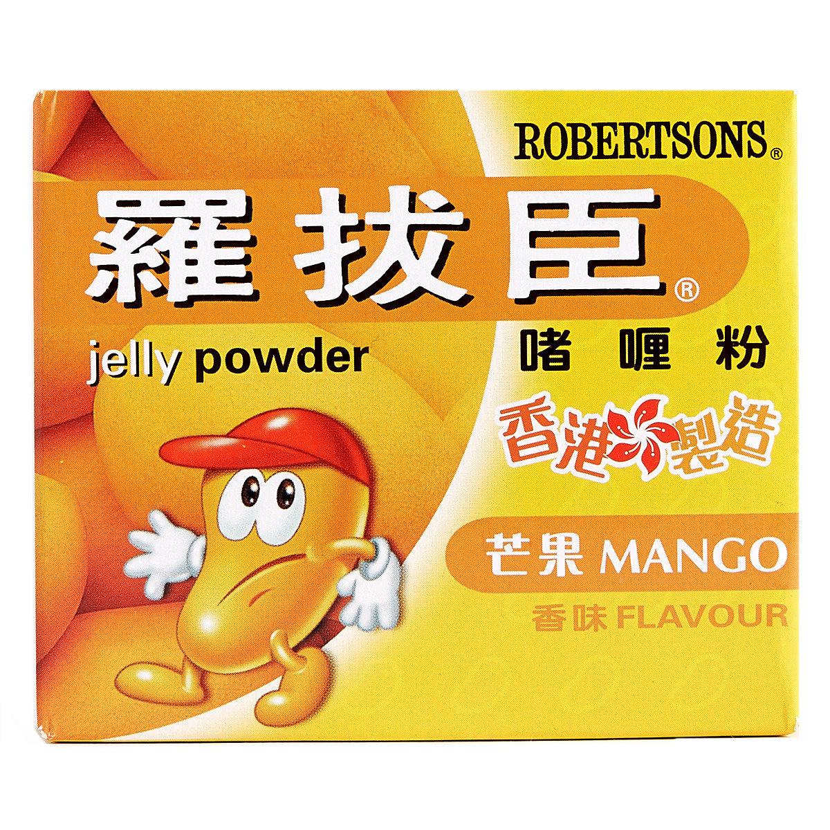 芒果啫喱粉