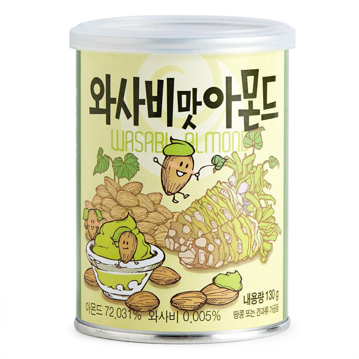 蜂蜜芥末杏仁 (拉蓋罐裝)