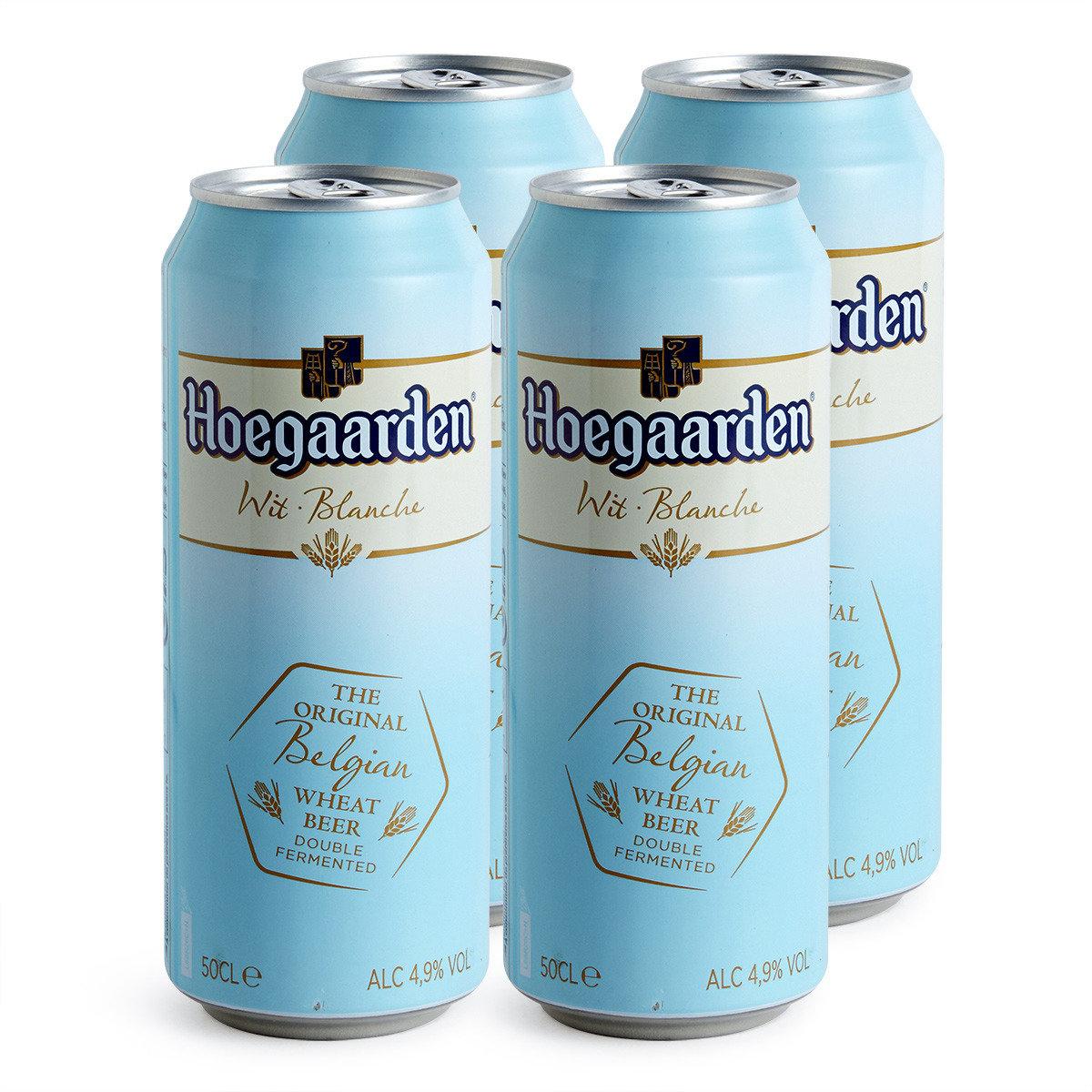 白啤酒 (罐裝)