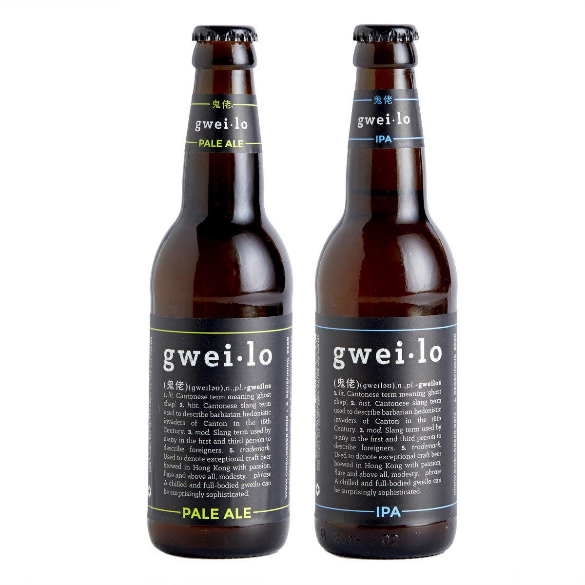 Gweilo Crafte Beer Set