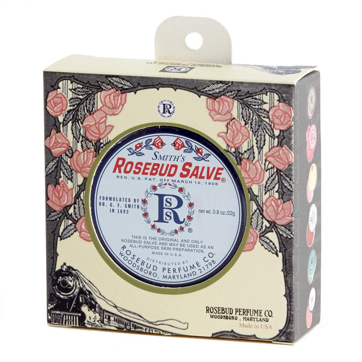 美國老牌萬用玫瑰花蕾霜
