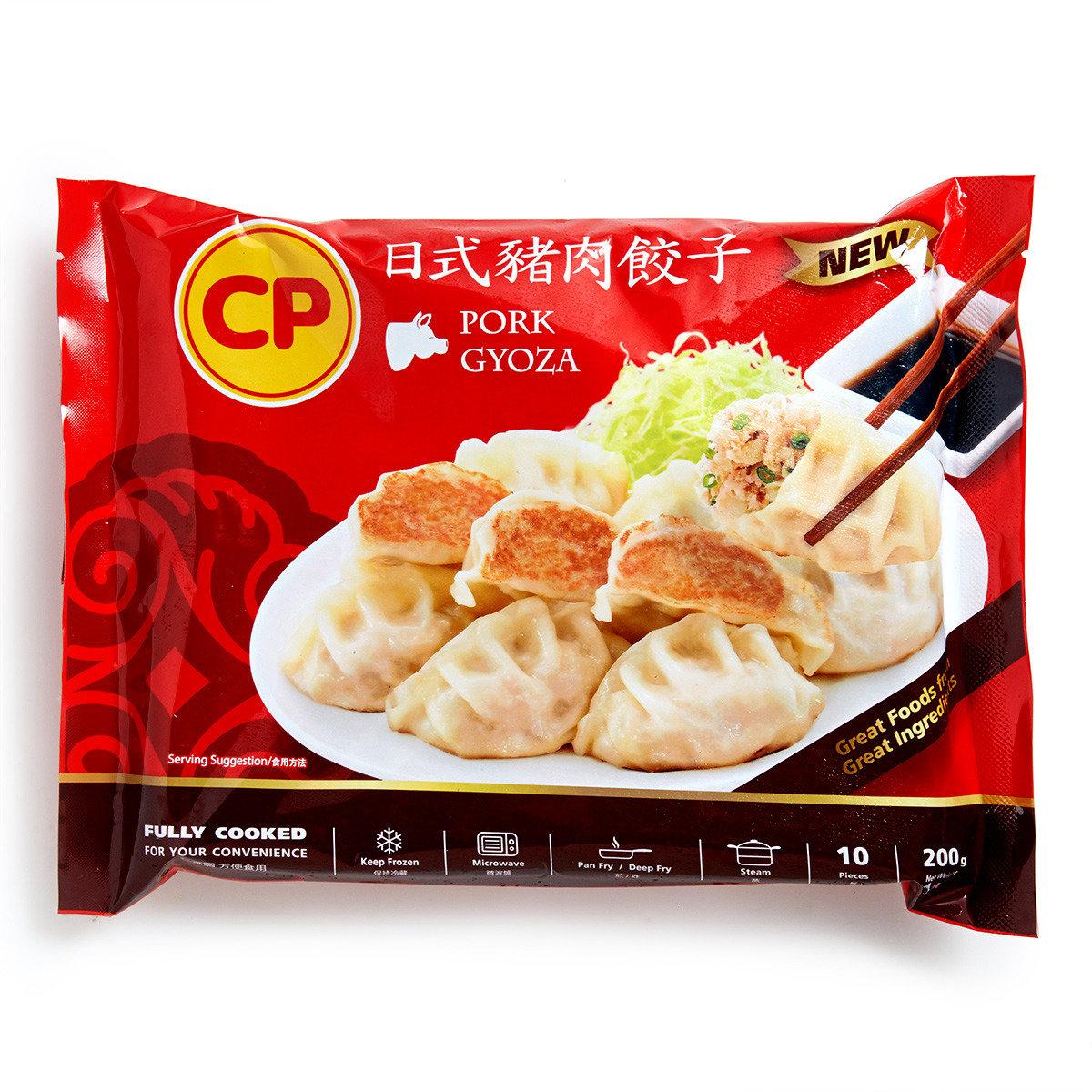 日式豬肉餃子(急凍)