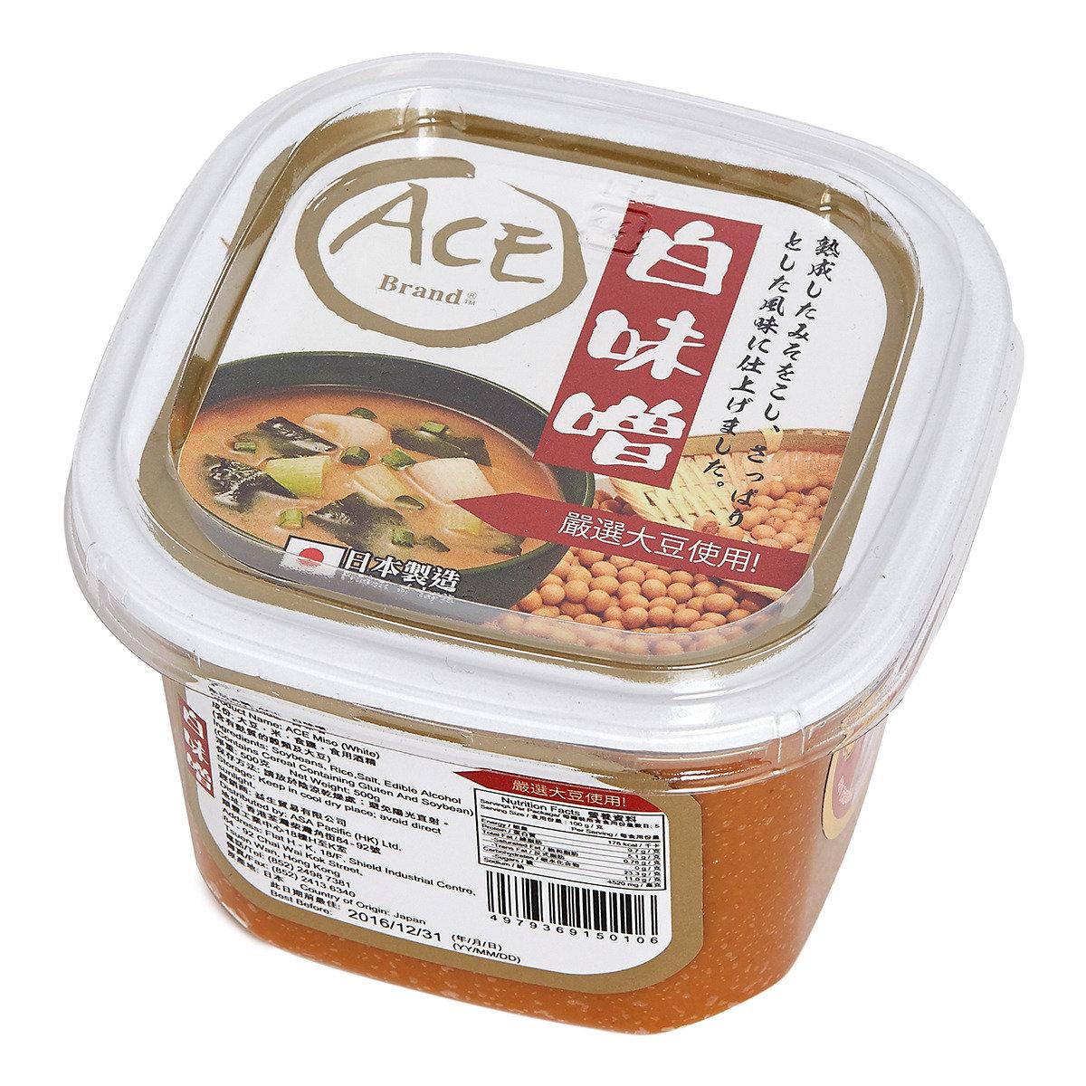 北海道風味白味噌