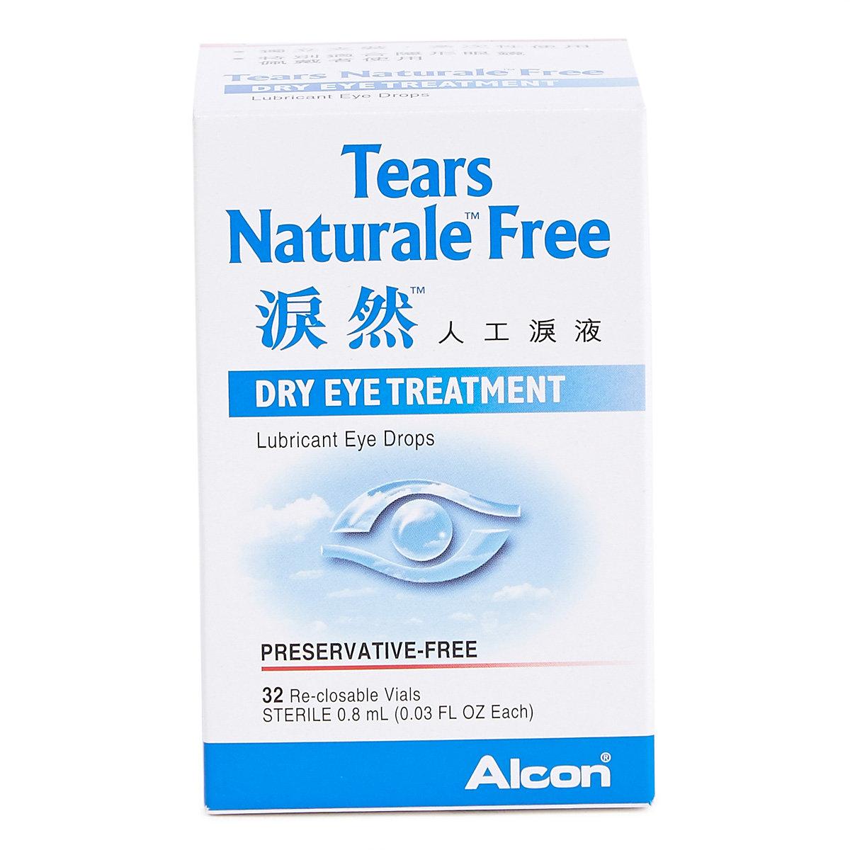 Alcon Tears Naturale Free Hktvmall Online Shopping