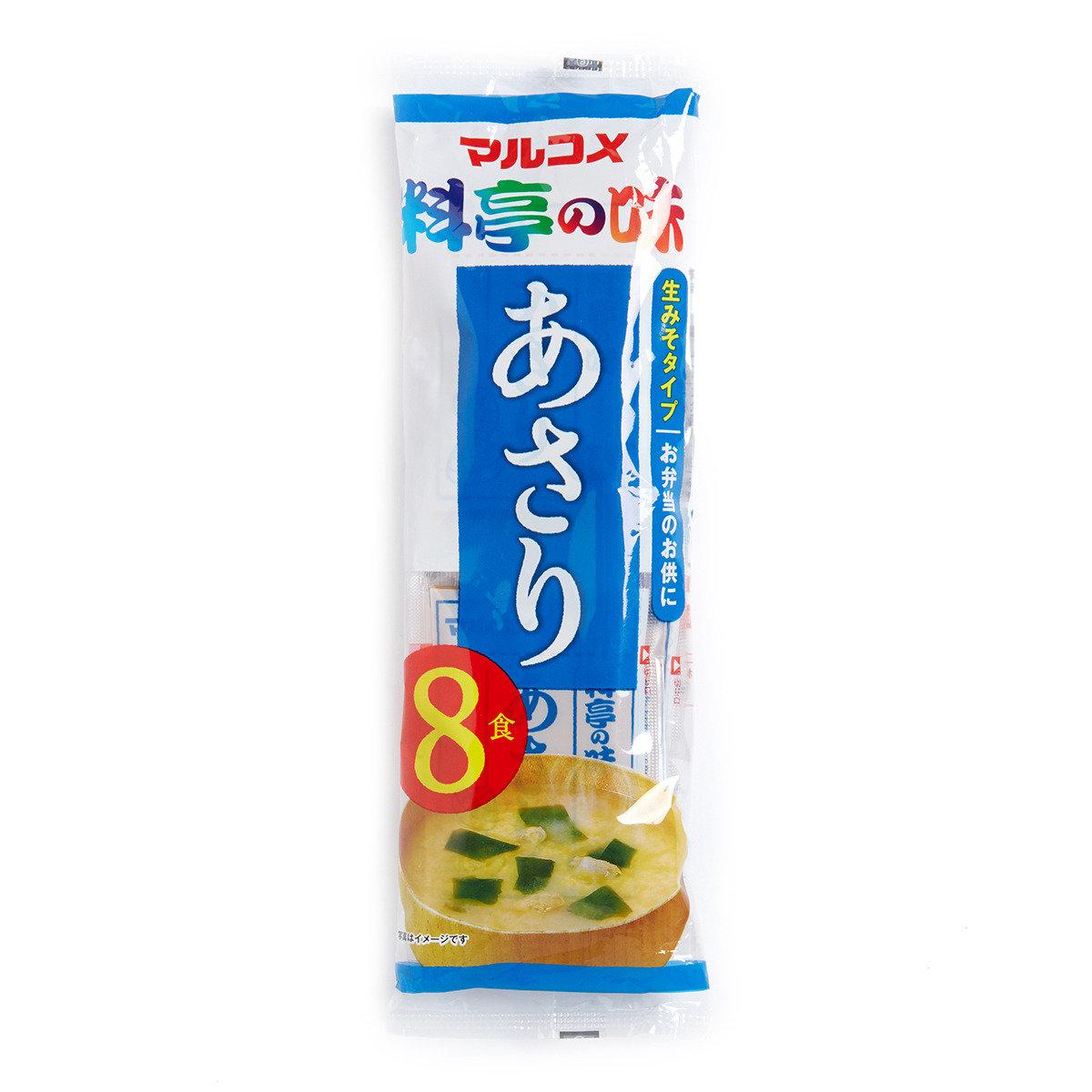 全新蜆即食麵豉湯(8食)