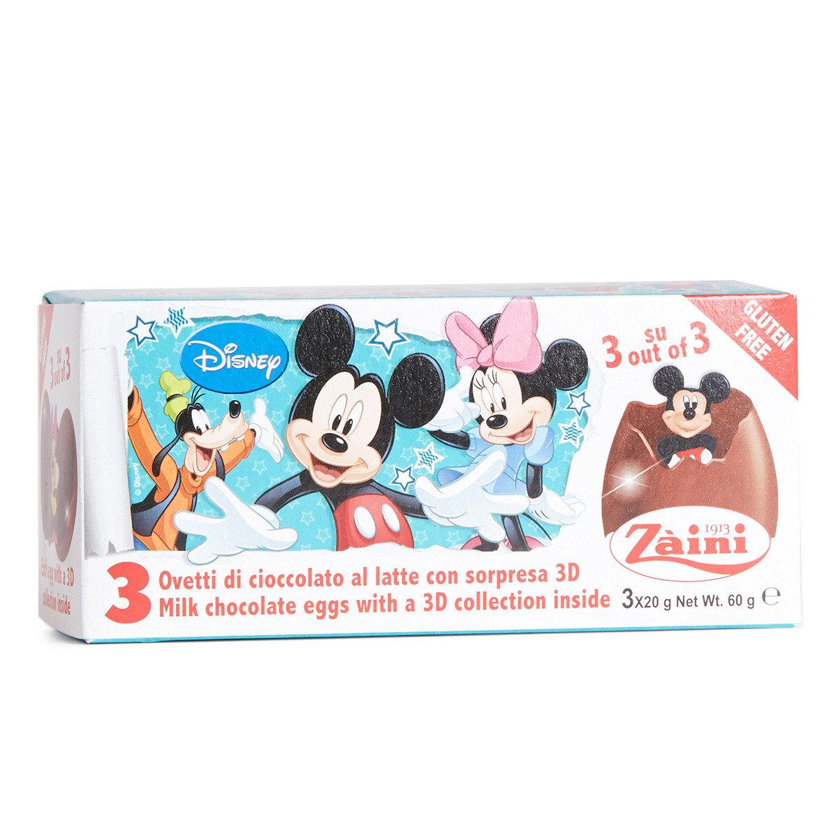 迪士尼米奇老鼠俱樂部朱古力蛋