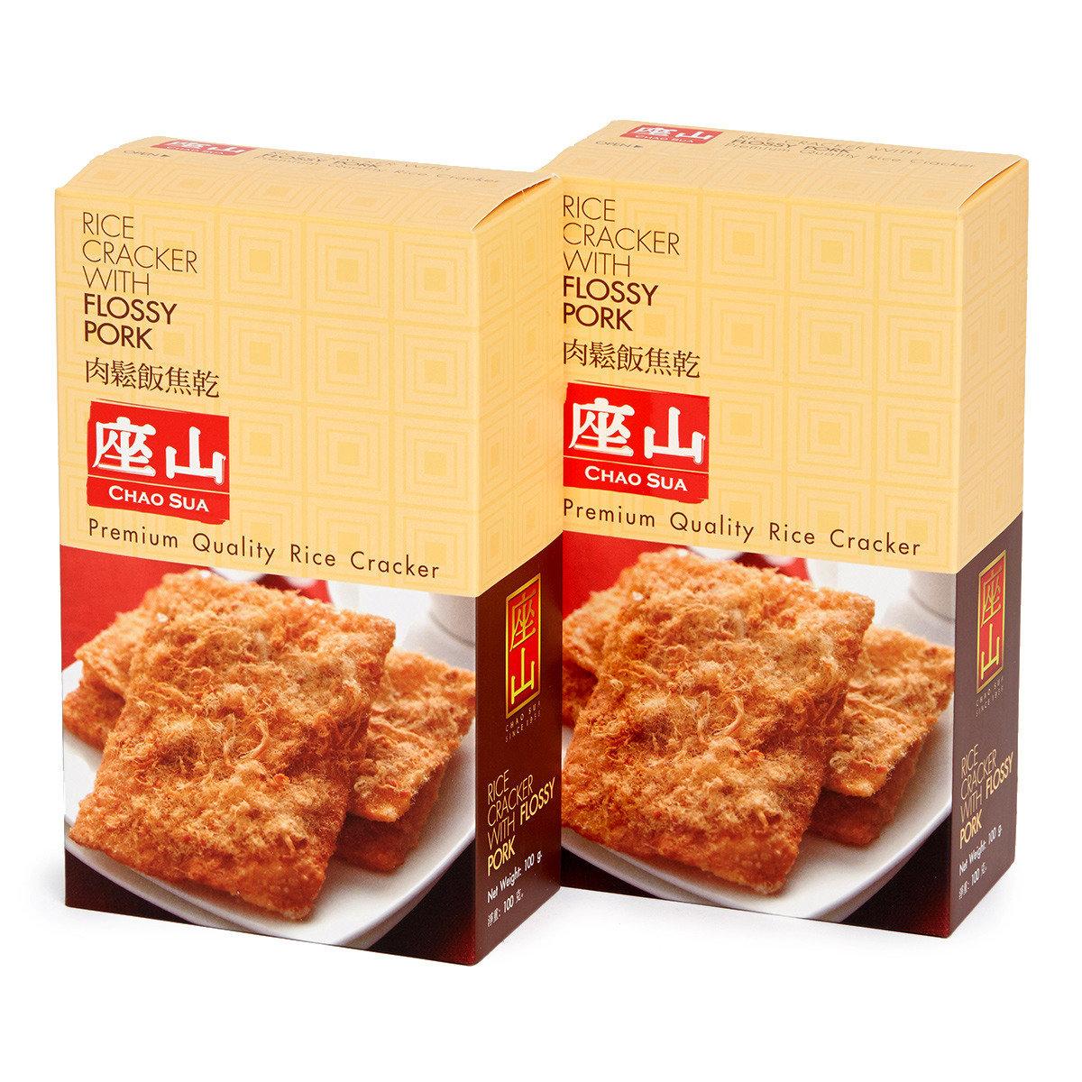 肉鬆飯焦乾 (盒裝)