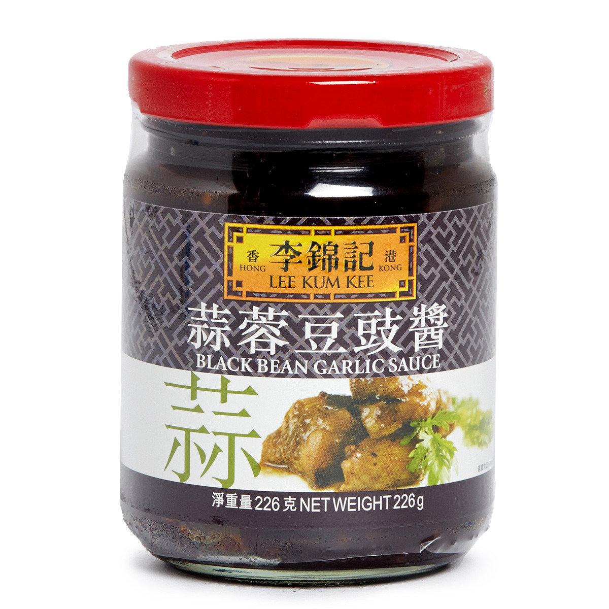蒜蓉豆豉醬