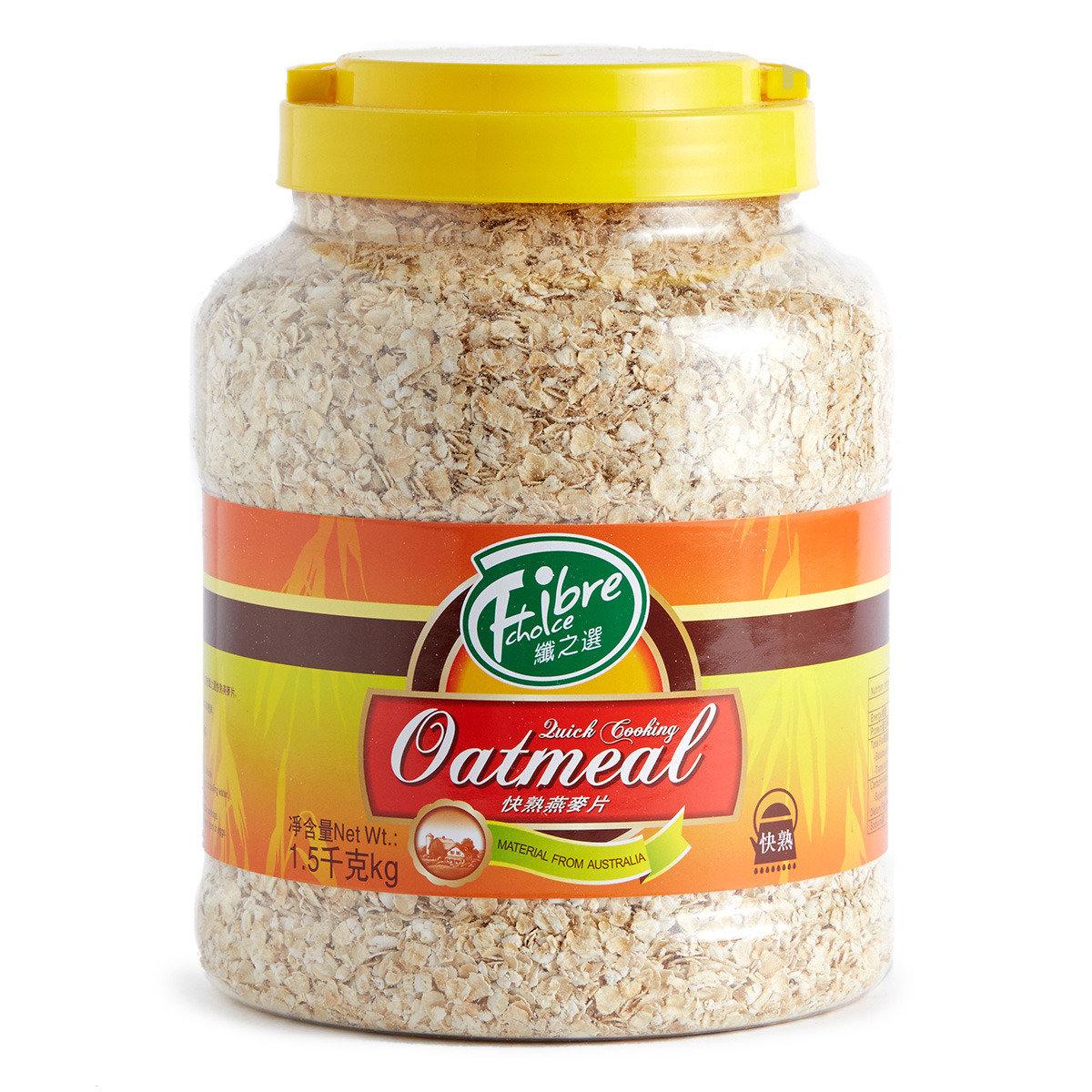 纖之選快熟燕麥片