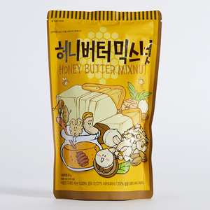 GILIM - 蜂蜜牛油雜果仁