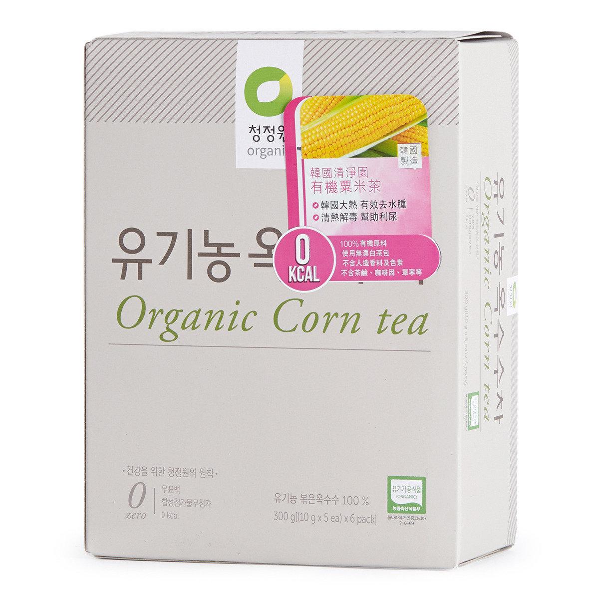 有機粟米茶
