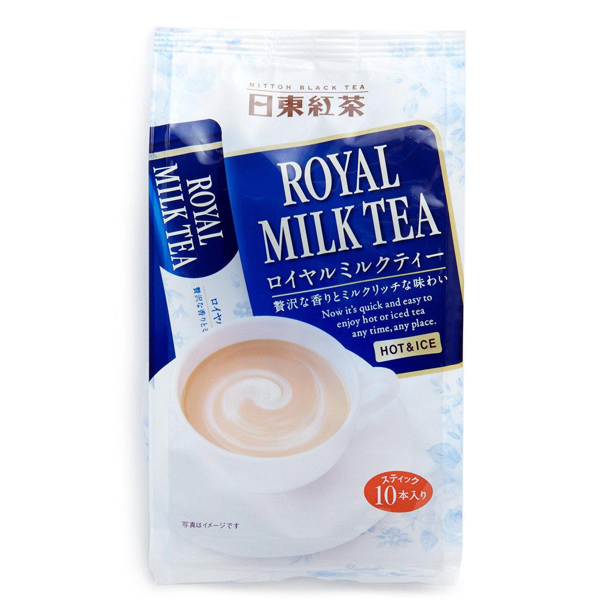 即沖皇室奶茶