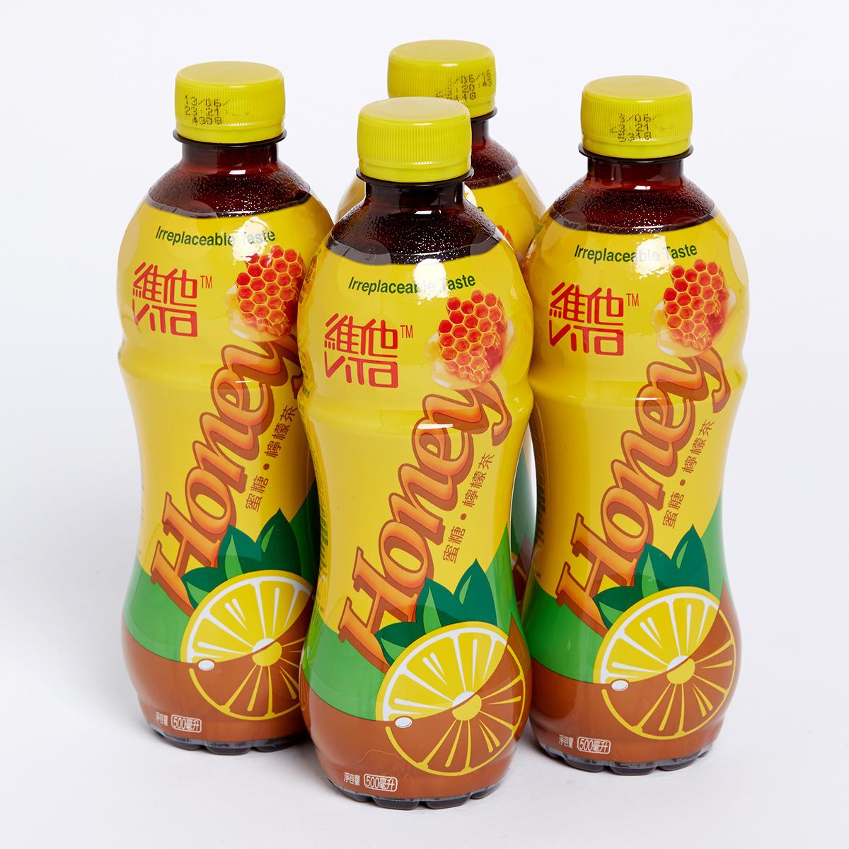 Vita Lemon Vita Honey Lemon Tea
