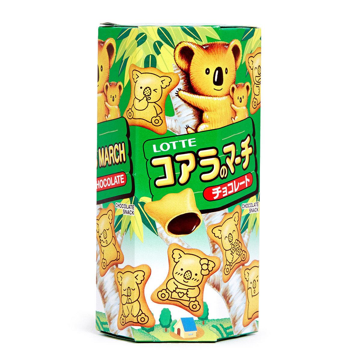 熊仔餅 - 朱古力味 (細裝)
