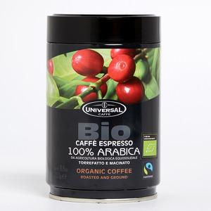Universal Caffe - 100%有機阿拉比卡摩卡咖啡粉