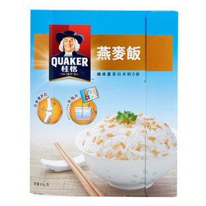 [贈品] 燕麥飯