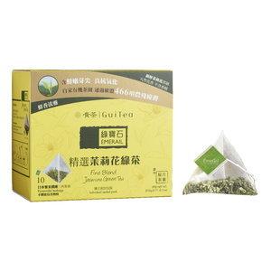 [贈品]綠寶石高原茉莉花綠茶包.精選