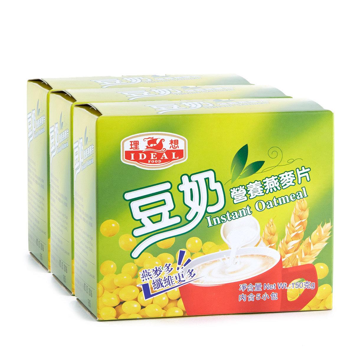 加鈣豆奶燕麥片