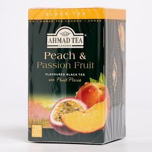雅茉 - 香桃熱情果茶
