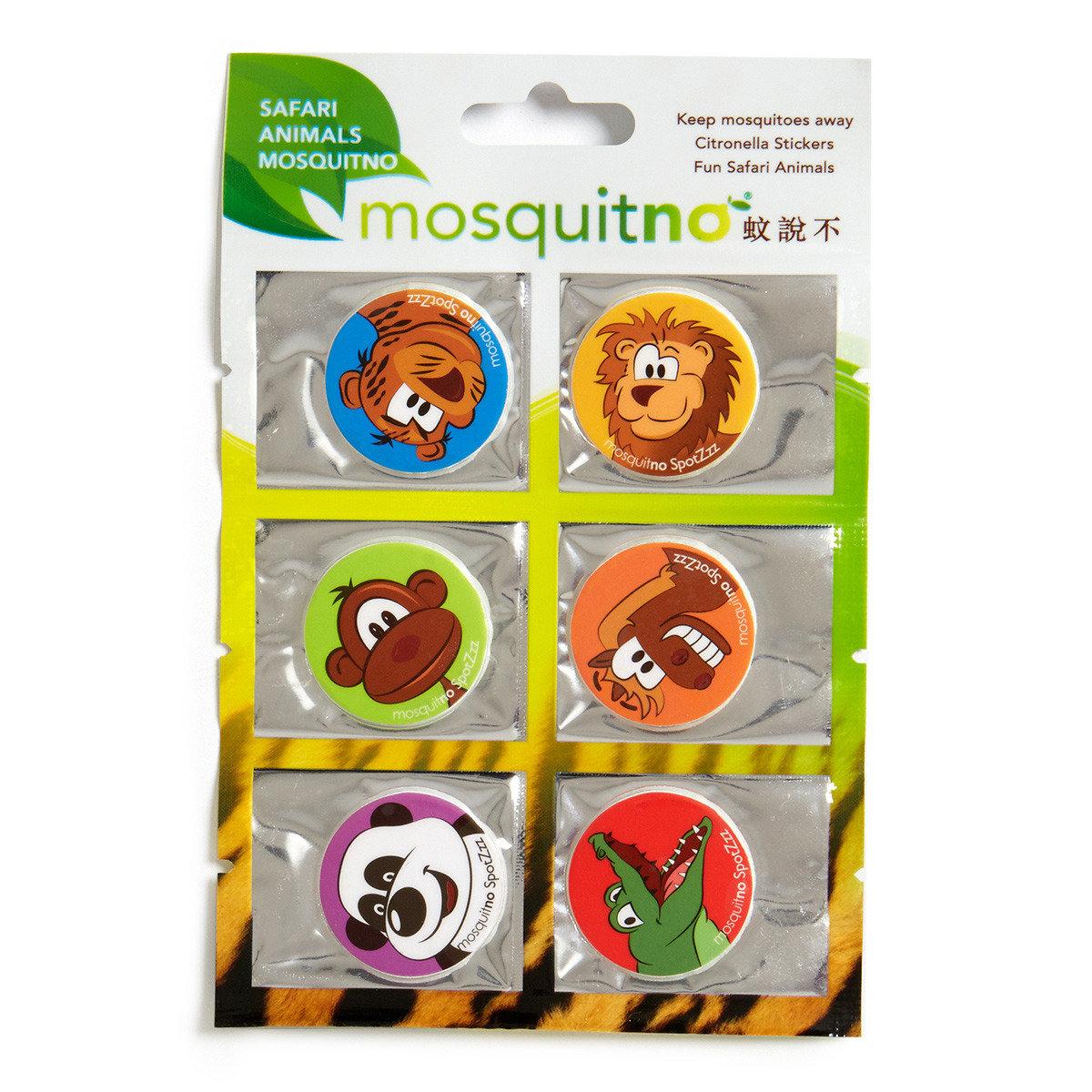 有趣圖案驅蚊貼
