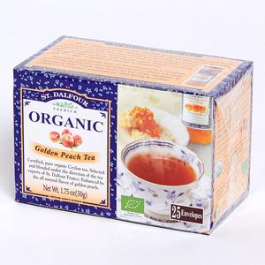 聖桃園 - 有機紅茶系列 - 水蜜桃紅茶
