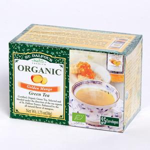 聖桃園 - 有機綠茶系列 - 芒果綠茶