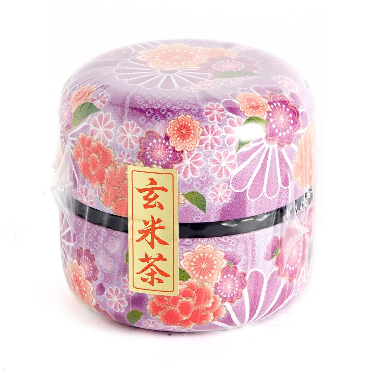 手作罐裝玄米茶(賞味期限: 31/12/2016)