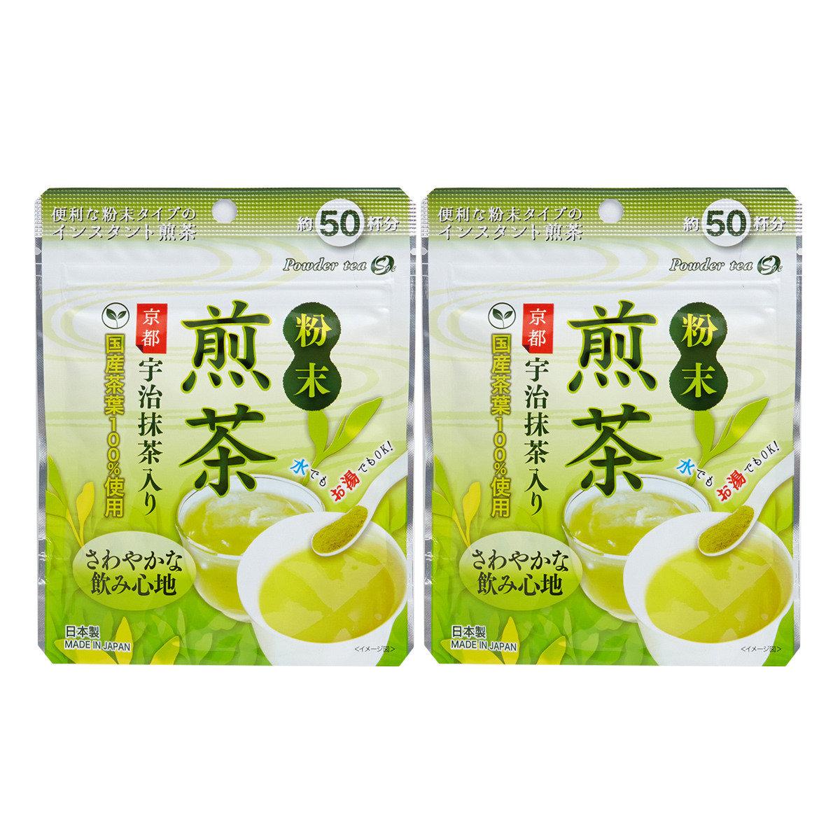 抹茶煎茶粉