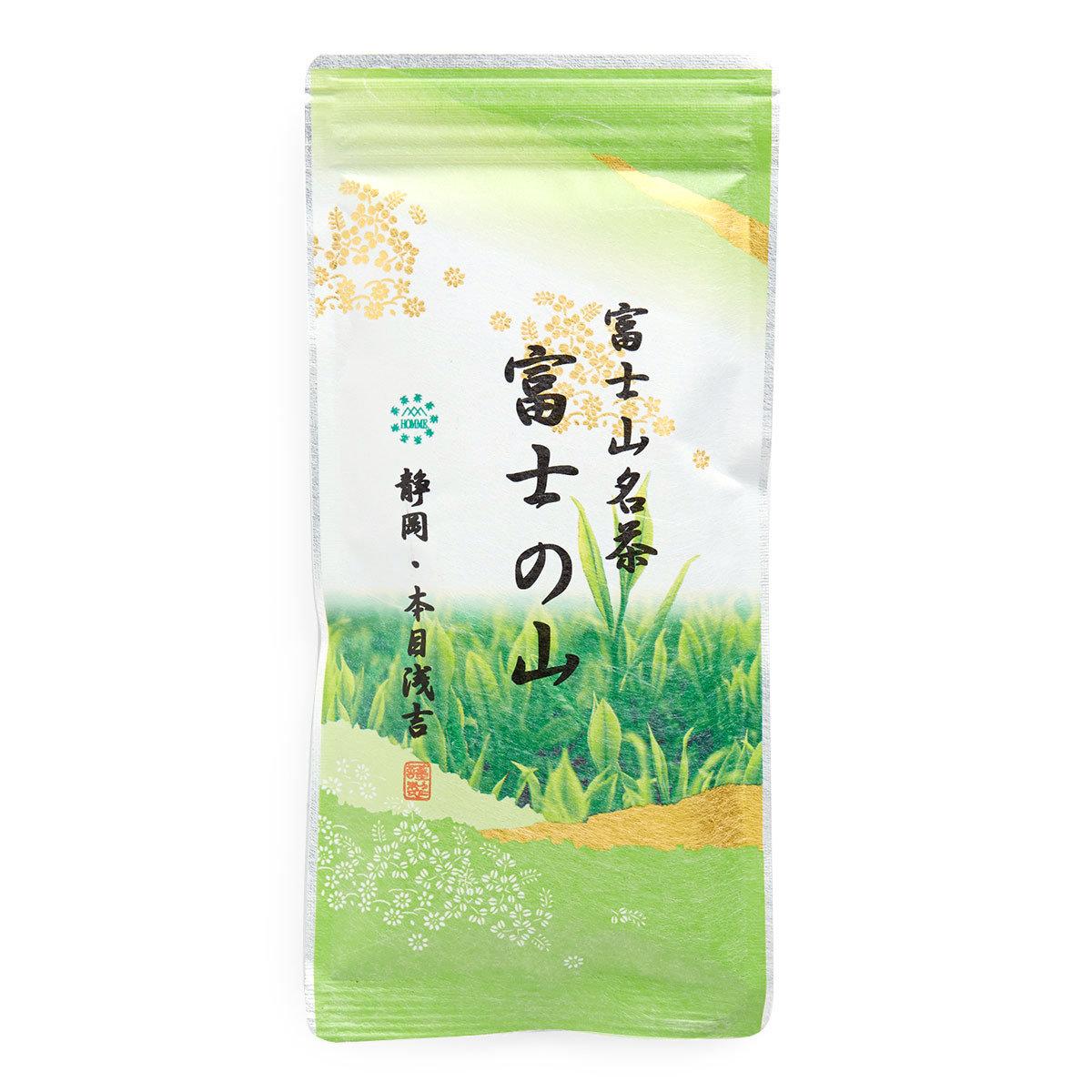 富士之山綠茶