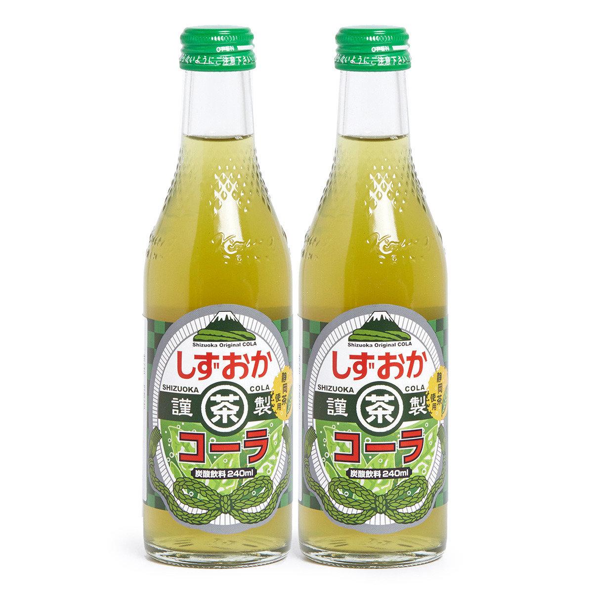 靜岡抹茶可樂