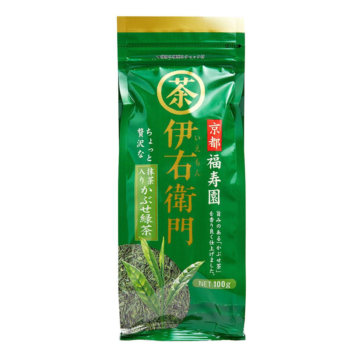 伊右衛門綱植綠茶