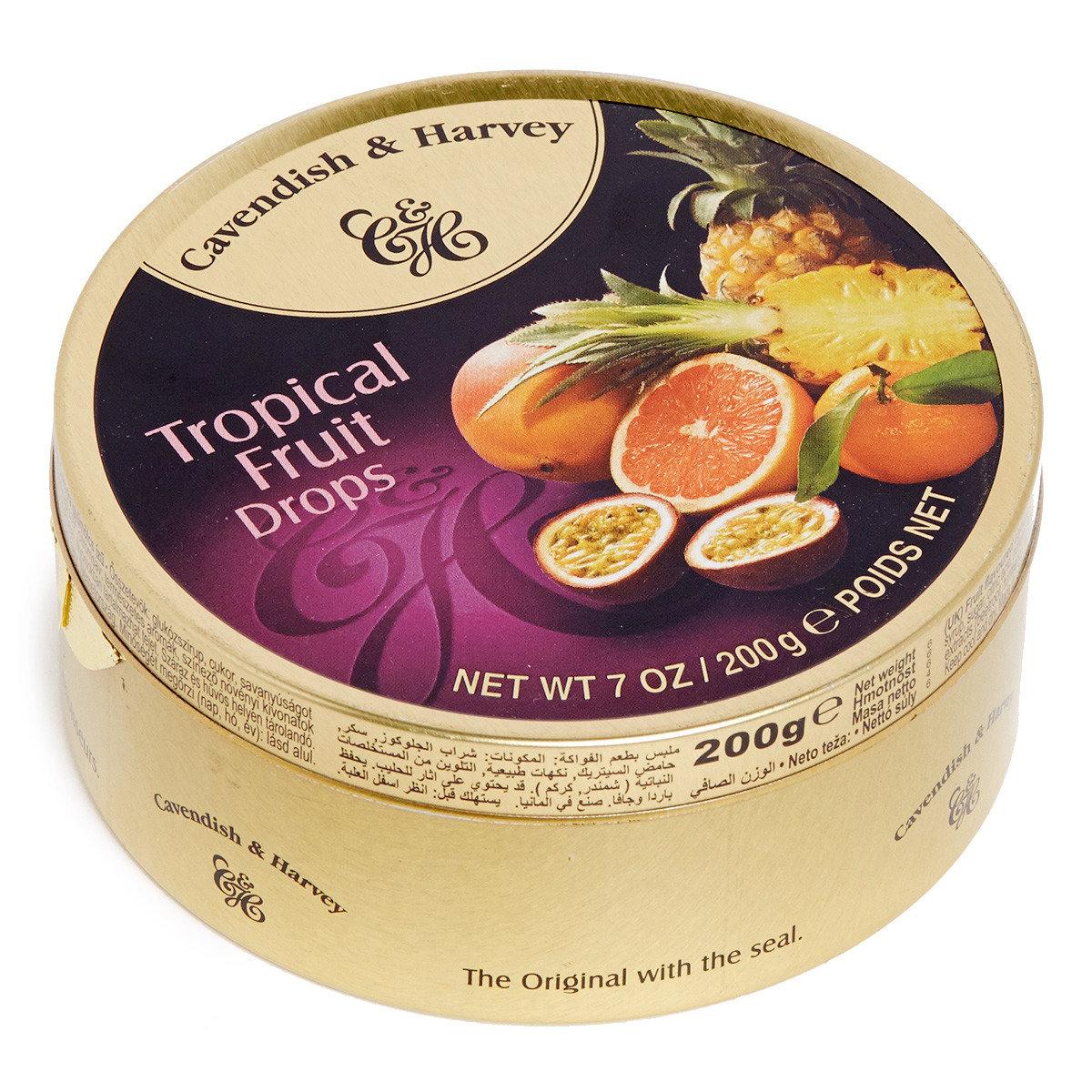 熱帶三色果汁糖