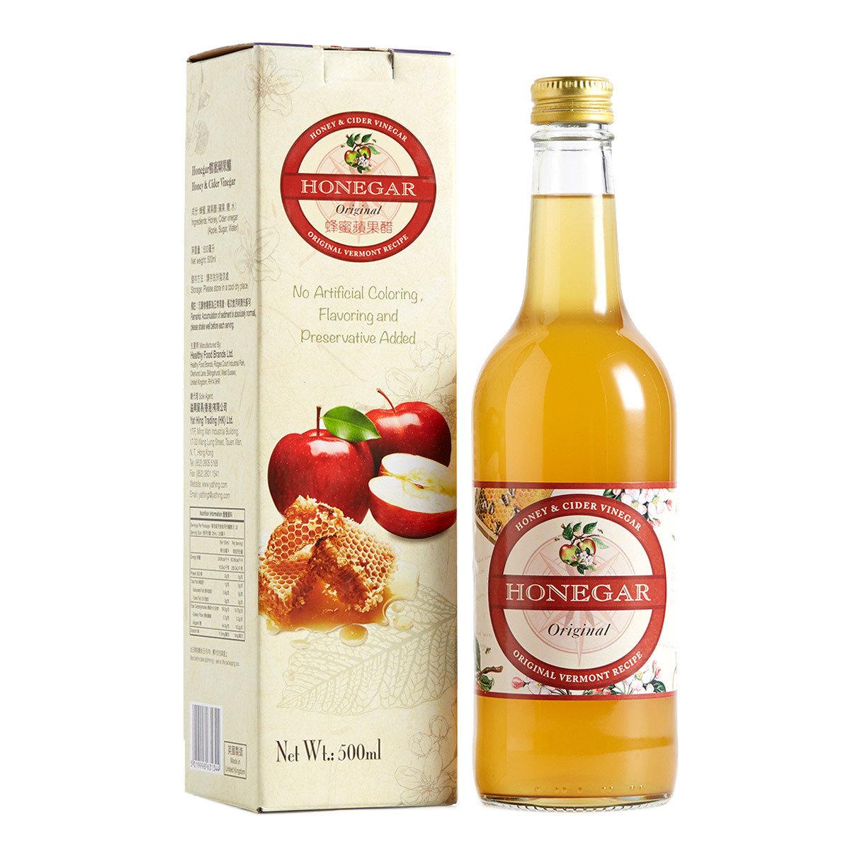 蜂蜜蘋果醋