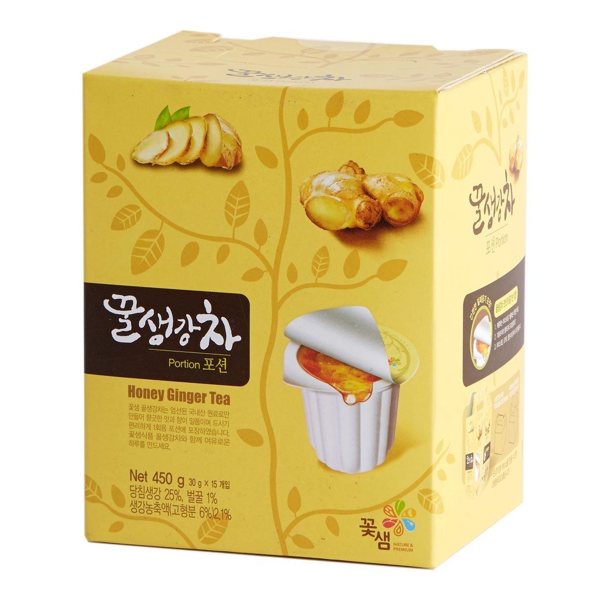 韓國蜂蜜生薑茶 (散件裝)