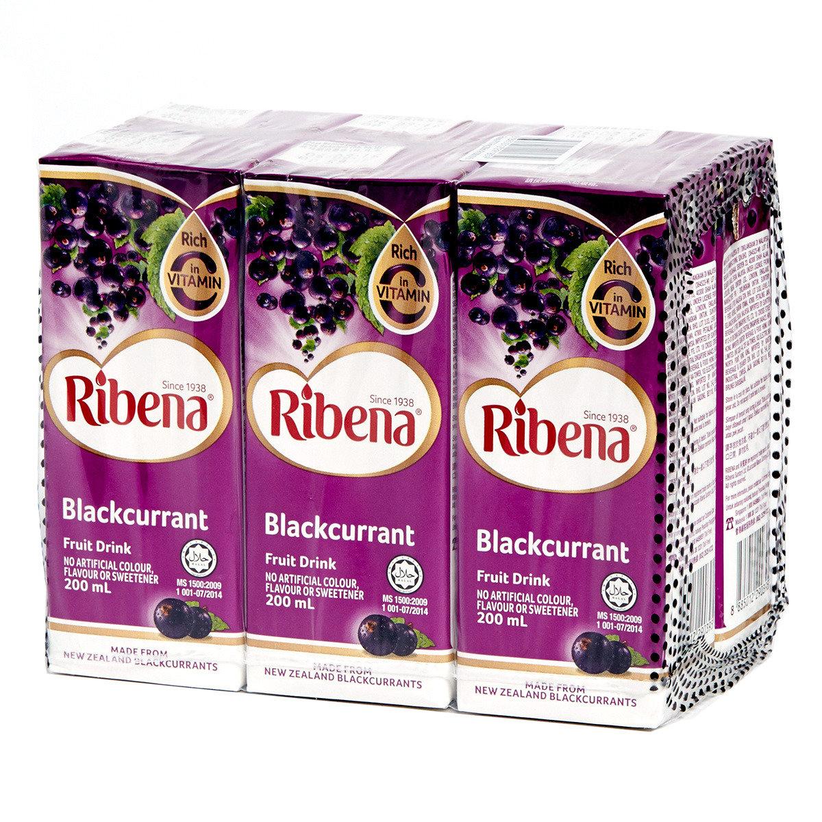 黑加侖子飲品