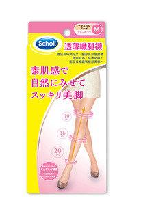 [贈品] 透薄纖腿襪 (M)