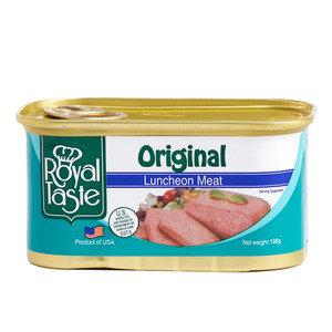 原味火腿午餐肉
