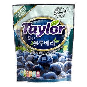 泰勒 - 藍莓乾