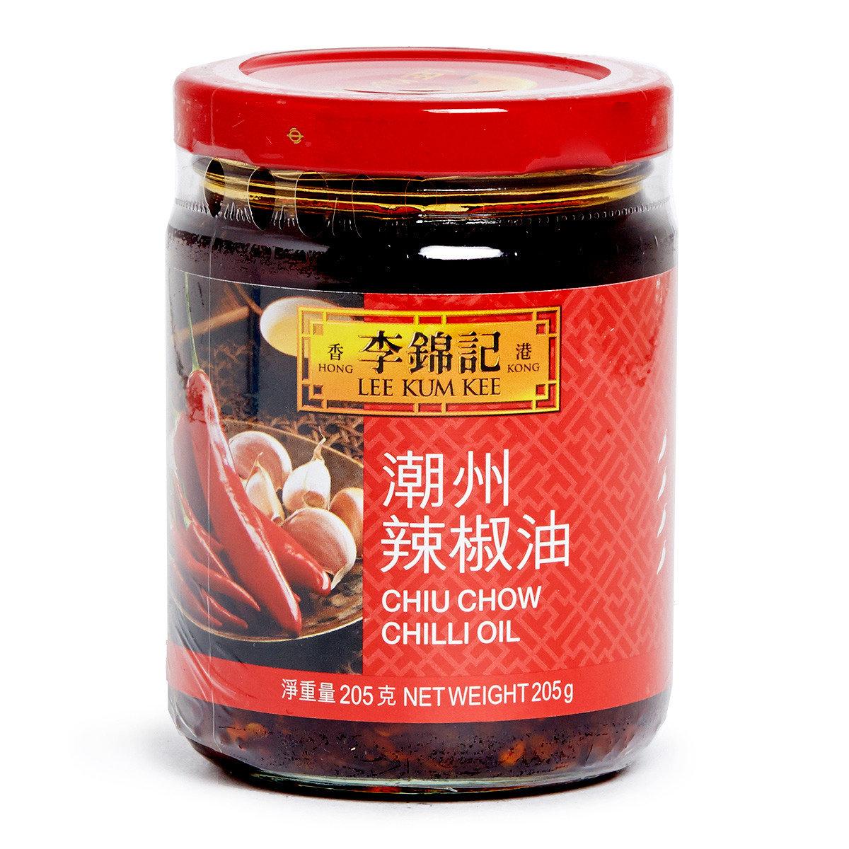 潮洲辣椒油