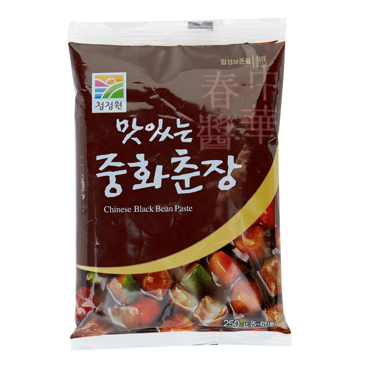 中式黑豆醬