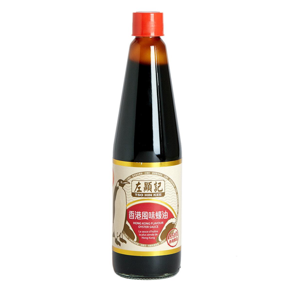 香港風味蠔油