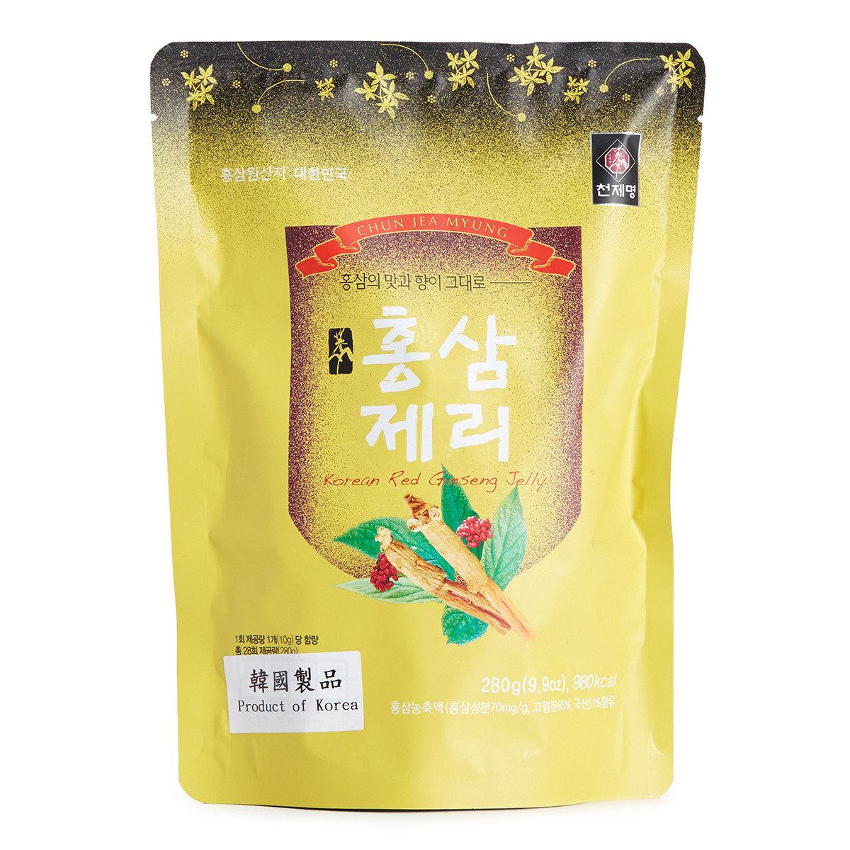 韓國紅蔘啫喱糖