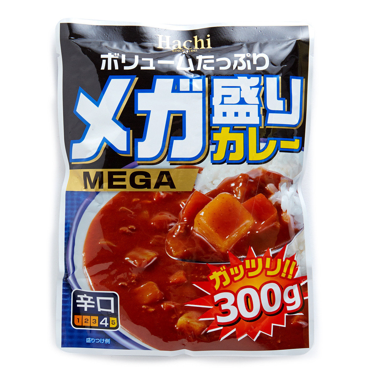 大盛咖喱 - 較辣
