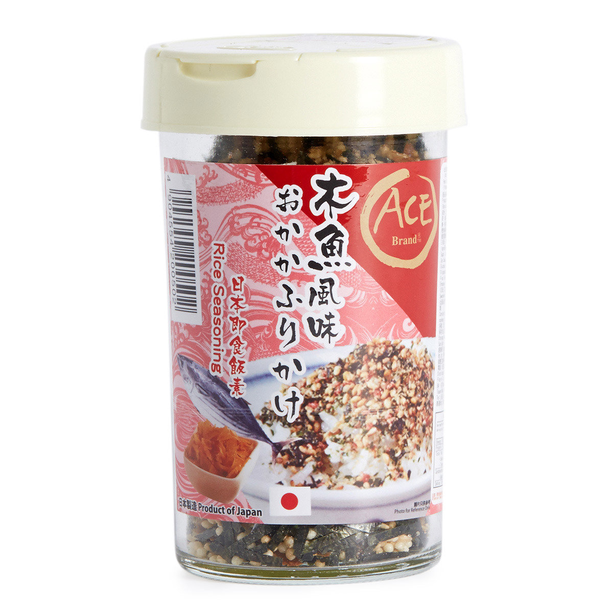 日本健康飯素 - 木魚風味