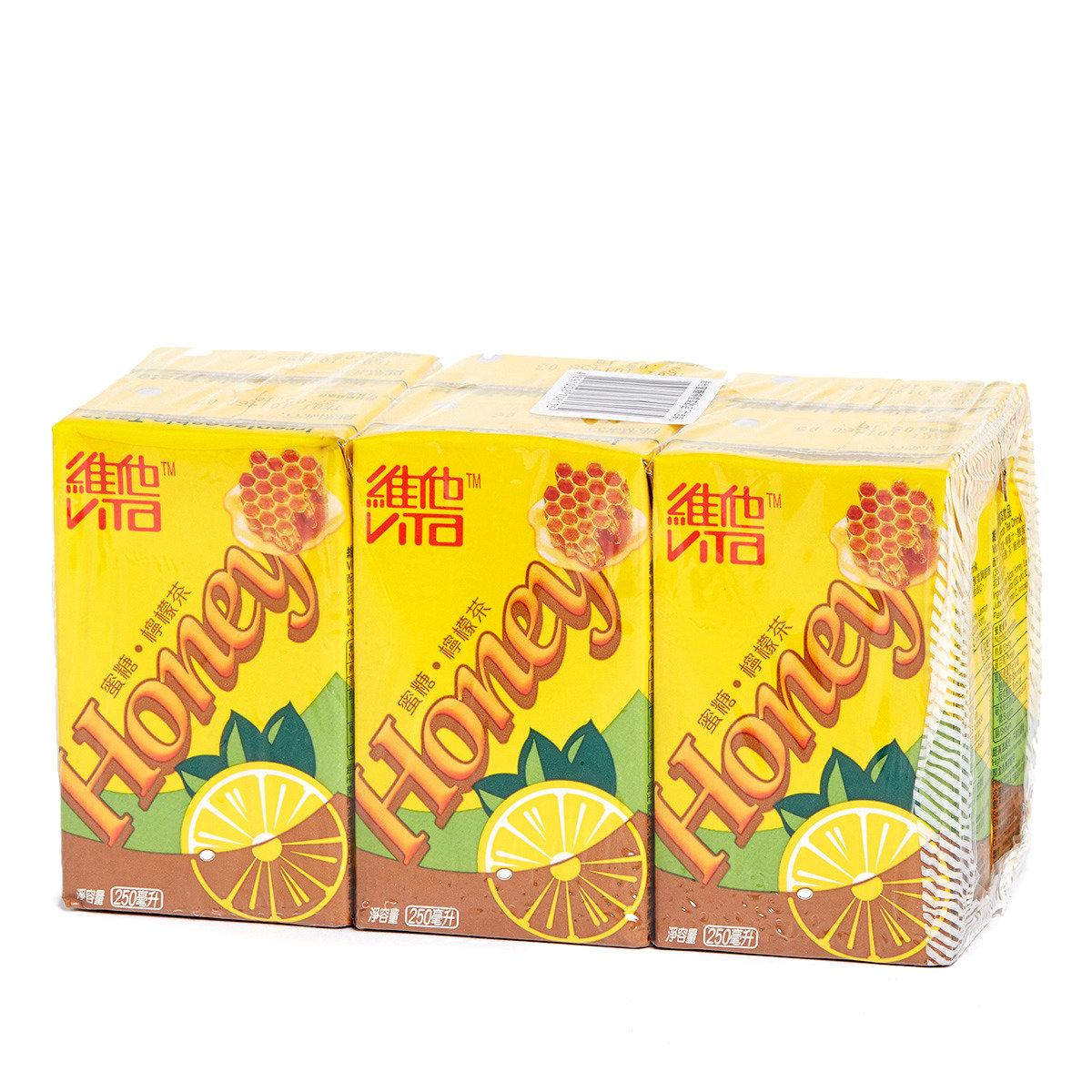蜜糖檸檬茶